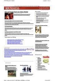 ICI verwerpt bod van Akzo Nobel