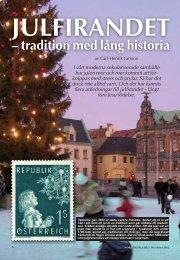 Julfirandet - Nordisk Filateli