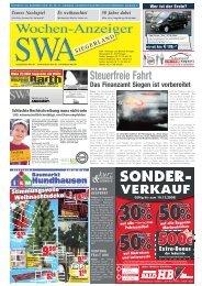 Ausgabe A, Siegen, Wilnsdorf (5.43 MB) - Siegerländer Wochen ...