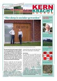 """""""Het dorp is socialer geworden"""" - Vereniging kleine kernen Noord ..."""