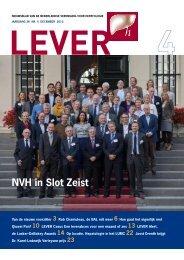 nummer 4 - Nederlandse Vereniging voor Hepatologie