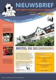 NIEUWSBRIEF - Old English Sheepdog Club Nederland
