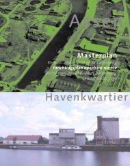 Masterplan Havenkwartier onderdeel Openbare Ruimte - FlorijnAs