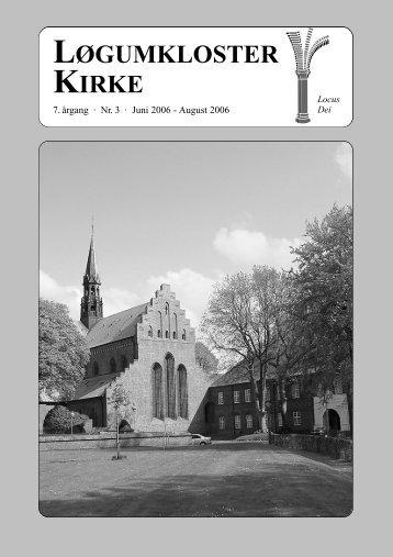 Kirkeblad årg 7 nr 3 - Løgumkloster Kirke