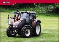 Brochure Valtra T series - Veenma