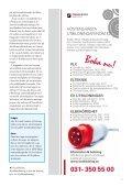INFORMATION FRÅN EUROPAS STÖRSTA ELPORTAL - Voltimum - Page 7