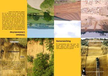 Lösslandschap Grondsoort Ontstaan Lösslandschap ... - picozone.nl