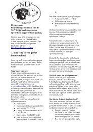 7. Hoe vind ik een goede hondenschool - Nederlandse Labrador ...