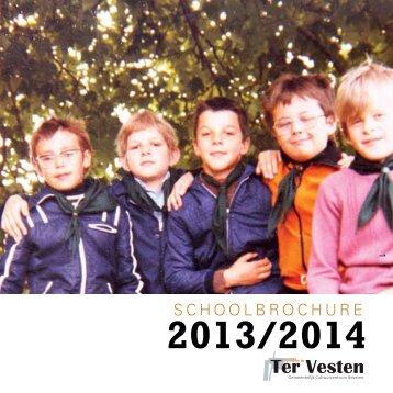 Schoolbrochure 2013-2014 - CC Ter Vesten Beveren