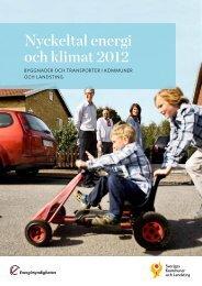 Nyckeltal energi och klimat 2012 - Webbutik - Sveriges Kommuner ...