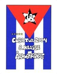 Vores rejse til Cuba - Århus Friskole