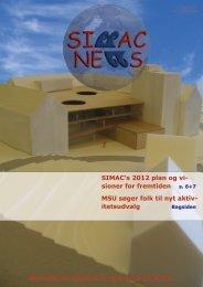 SIMAC NEWS nr. 3