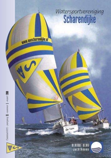 (Clubblad 1) maart 2008 - Watersport Vereniging Scharendijke