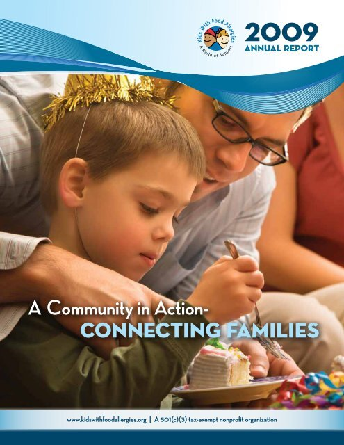 A Community in Action- CONNECTING FAMILIES - Kids With Food ...