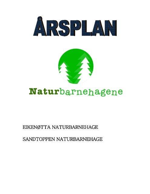Her finner dere barnehagens Årsplan - Sandtoppen ...