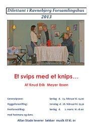 tryk for download - Ravnebjerg Forsamlingshus