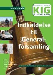 KIG nr. 1. 2012 - Den konservative Vælgerforening i Gentofte ...