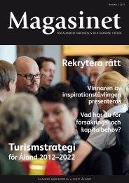 Vad har du för försäkrings- och kapitalbehov ... - Ålands Näringsliv