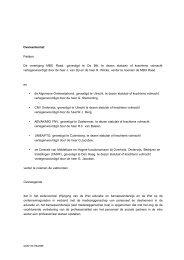 Professioneel Statuut - MBO Raad