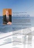 Merenkulun yhteistyön tulokset näkyvät Resultatet av samarbetet ... - Page 5