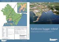 Karlskrona bygger vidare, pdf, 17 MB - Karlskrona kommun