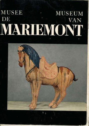 musea van - Musée Royal de Mariemont