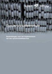 Synchronisatiemodule - Knmp