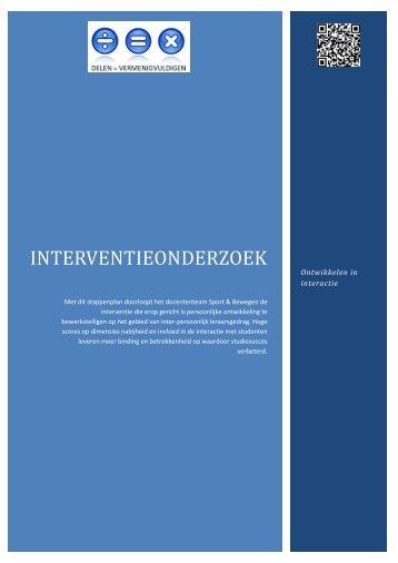 Interventie Binden en Betrekken