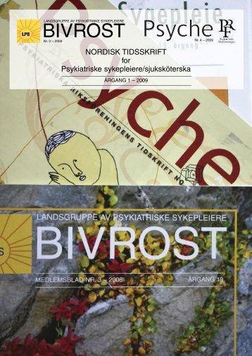 BIVROST - Psykiatriska Riksföreningen