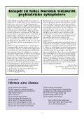 BIVROST - Psykiatriska Riksföreningen - Page 7