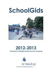 Protestants Christelijke Basisschool De Veenbrug