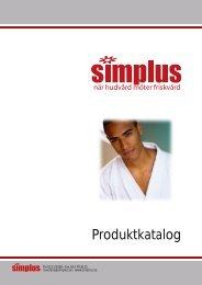 produktkatalog tryck.indd - Simplus