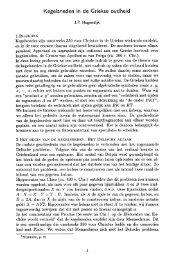 Kegelsneden in de Griekse oudheid - J.P. Hogendijk