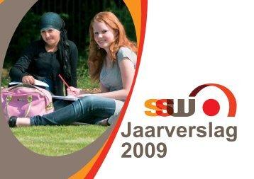 Jaarverslag 2009 - Woonstichting SSW
