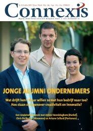 JONGE ALUMNI ONDERNEMERS - Vlerick Alumni
