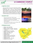 LE CAMBODGE COMPLET - Amica Travel - Page 2