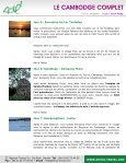 LE CAMBODGE COMPLET - Amica Travel - Page 5