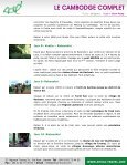 LE CAMBODGE COMPLET - Amica Travel - Page 6