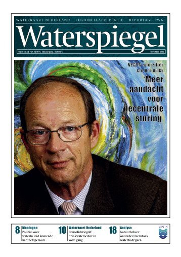 Waterspiegel nr. 3, november 2002 - Vewin
