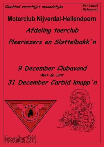Motorclub Nijverdal-Hellendoorn - Mcnh