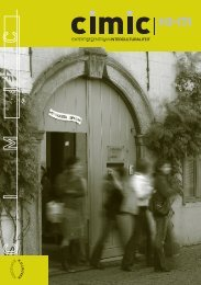 postgraduaat in intercultureel management - Cimic