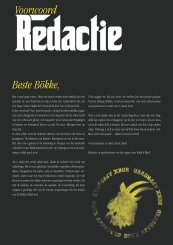 het Bokk'nblad van 2011 - De Alberger Bokke