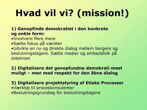 Den [Inter]aktive borger v - Det Digitale Nordjylland