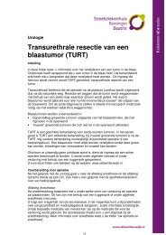 TURT - Streekziekenhuis Koningin Beatrix