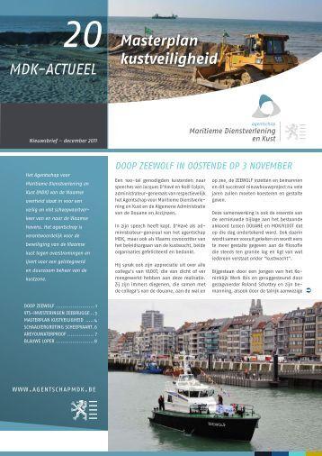 MDK-Actueel 20 - december 2011 ( PDF 884Kb) - Agentschap ...