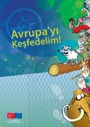 Avrupa'yı Keşfedelim! - delegation of Turkey