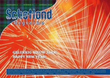 GELUKKIG NIEUW JAAR! HAPPY NEW YEAR! - Schotland Digizine