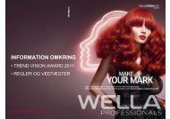 TV2011 Regler - Wella Educations