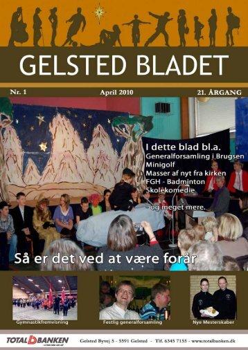 Brink's Begravelses- forretning - GelstedBladet