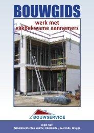 Voor meer gemeentelijke info: WWW ... - Bouwservice